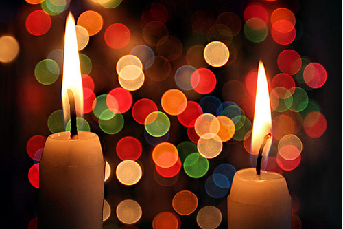 27-candle-colorful-bokeh